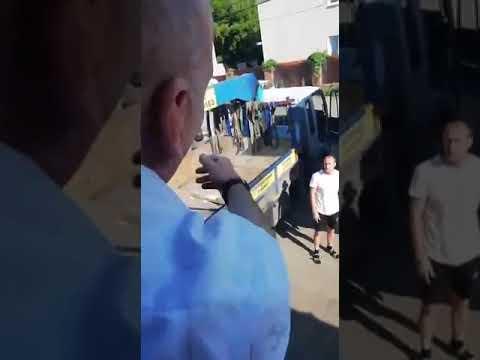 Машинист предотвратил аварию на переезде