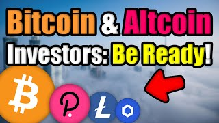 BITCOIN JUST HIT $58,000! Top 5 Cryptocurrency Investments You NEED To Watch NOW! (Altcoin News)