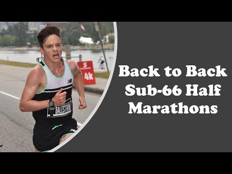 Back to Back Sub 66 Half Marathons! National Championships & Vancouver Half