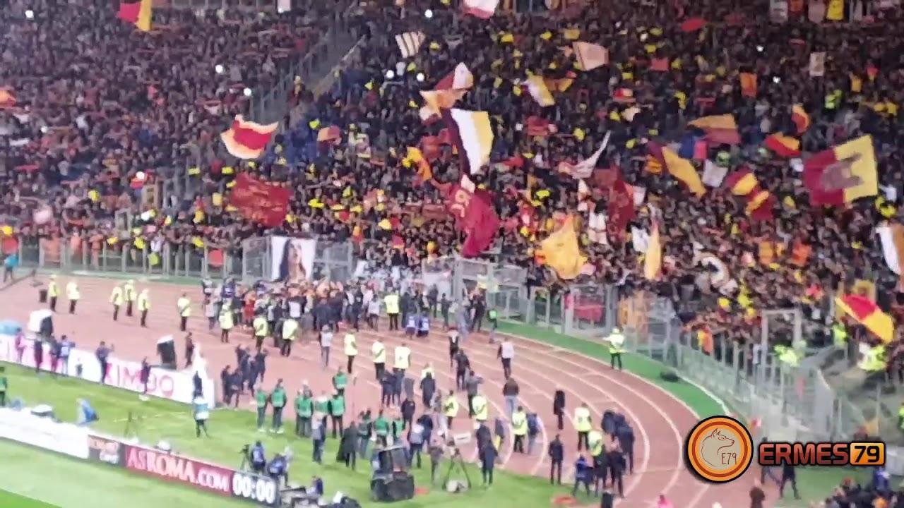 Roma Lazio 2-1 - Finale Partita LIVE - YouTube