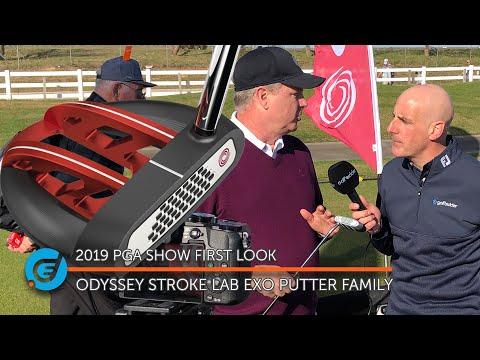 ODYSSEY STROKE LAB EXO PUTTER FAMILY