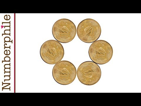 The Coin Hexagon - Numberphile