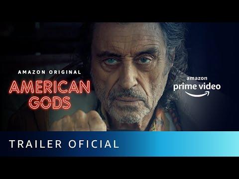 American Gods Temporada 3   Trailer Oficial   Amazon Prime Video