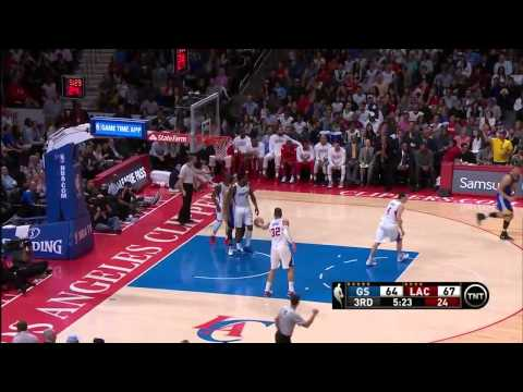 [HD] Golden State Warriors vs LA Clippers | Full Highlights | March 31, 2015 | NBA Season 2014/15