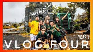 Bicol Escapade Part I | Cagsawa Ruins + Sili Ice Cream?! 💛 | FCTM