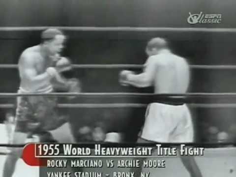 Rocky Marciano vs Archie Moore (21/10/55)
