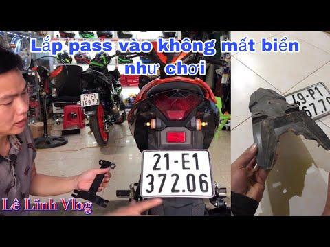 Lắp Rè FZ Cho Exciter 150 Ae Lưu Ý Lắp Thêm Pas Chống Gãy Rè Fz Nhé_ cracked fz for exciter 150 LLVL