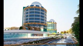 Dream World Aqua Resort Spa 5 Сиде Турция обзор отеля все включено территория