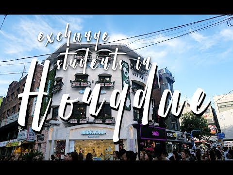 Signing Up for Classes & Meeting People in Seoul | SKKU FALL EXCHANGE 2017