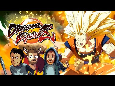 Continue? Plays - Dragonball FighterZ Part 1