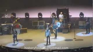 Rolling Stones - I Wanna Be Your Man Live 11/25/12 London UK 02 Arena Awesome Whole Show Mix 2012