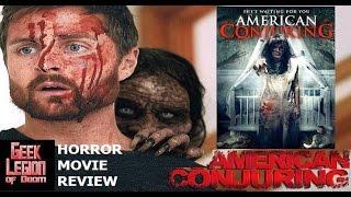 AMERICAN CONJURING ( 2016 Lynn Csontos ) aka BIND Horror Movie Review