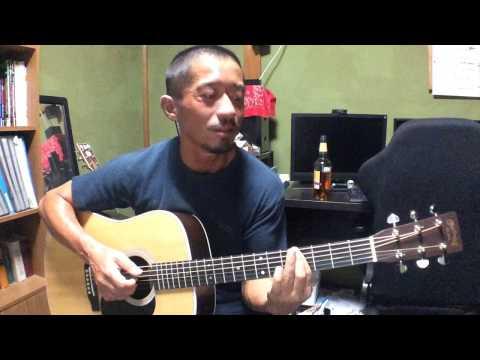 島唄 THE BOOM -original acoustic guitar cover-