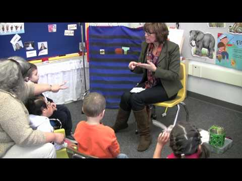 Deaf And Hard Of Hearing Children, Speaking To Reading
