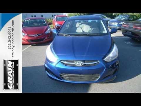 used 2016 hyundai accent north little rock ar jacksonville ar bn3845 sold youtube. Black Bedroom Furniture Sets. Home Design Ideas