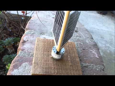 Simple Solar tracker