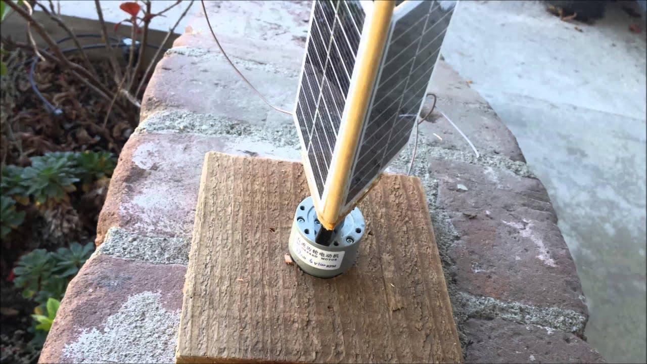 Home Built Solar Tracker Solartrackercircuitdiagramjpg Simple Youtube 1920x1080