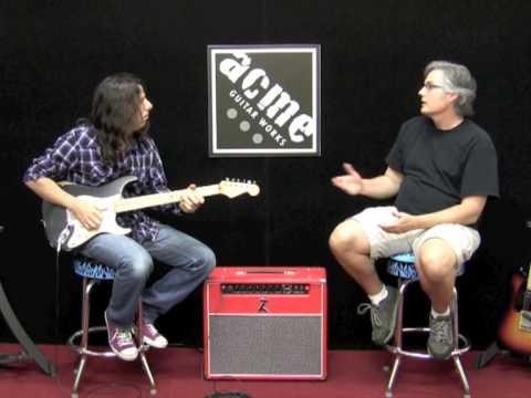 Acme Guitar Works - Dave Scott - SA-SSS1 Blender Wiring - YouTube