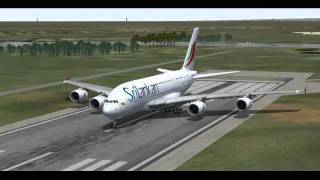 sri lankan airlines a380 colombo vcbi to mal vrmm