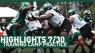 The BEST Moments Of Practice (7/30) | The New York Jets