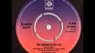 Simon May - Summer Of My Life