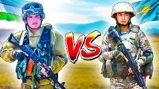 КАЗАХСТАН vs УЗБЕКИСТАН [Army Blog] Армия Казахстана; Uzbek army ✪ СРАВНЕНИЕ ВОЕННОЙ МОЩИ