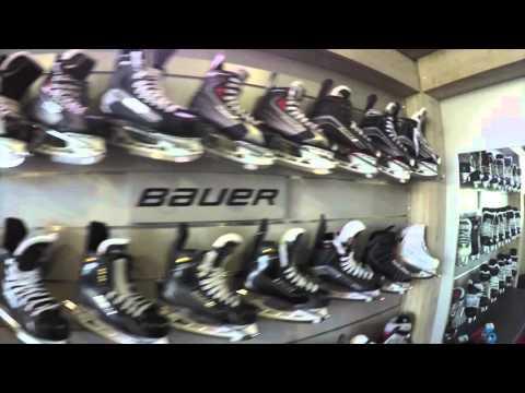 Henry's Sportshop Tilburg! Alles voor de schaatssport!