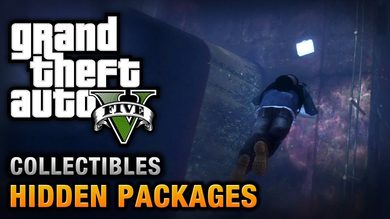 GTA 5  Hidden Packages  Briefcases Location Guide  YouTube