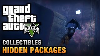 GTA 5 - Hidden Packages / Briefcases Location Guide