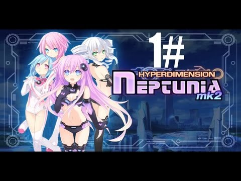 Hyperdimension Neptunia Mk2 - Walkthrough Part 1