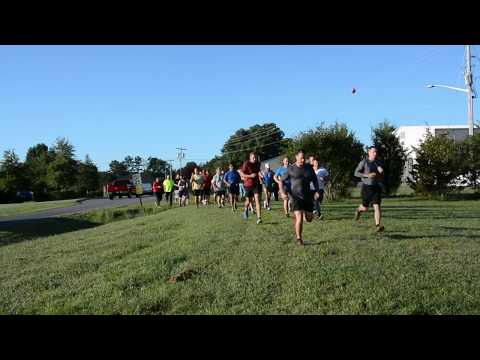 Better late than never. Fort A.P. Hill F&MWR hosts Labor Day 5K