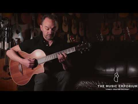Lowden S-35 12-Fret Redwood /Koa @ The Music Emporium