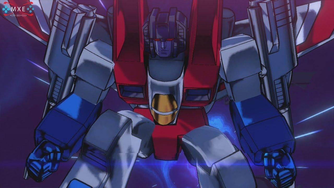 PC / Computer - Transformers Devastation - Starscream