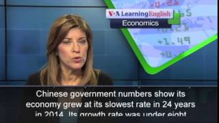 Experts: China May be Facing Economic Problems