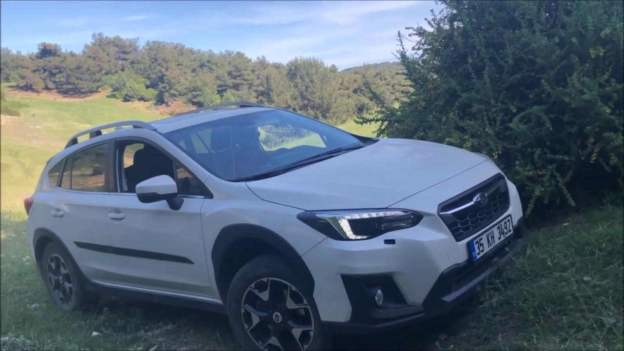 Subaru Crosstrek V8