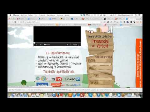 Curso Posicionamiento Web, Marketing Digital, Certificación Google AdWords.