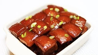 How To Make Braised Pork Belly /红烧肉