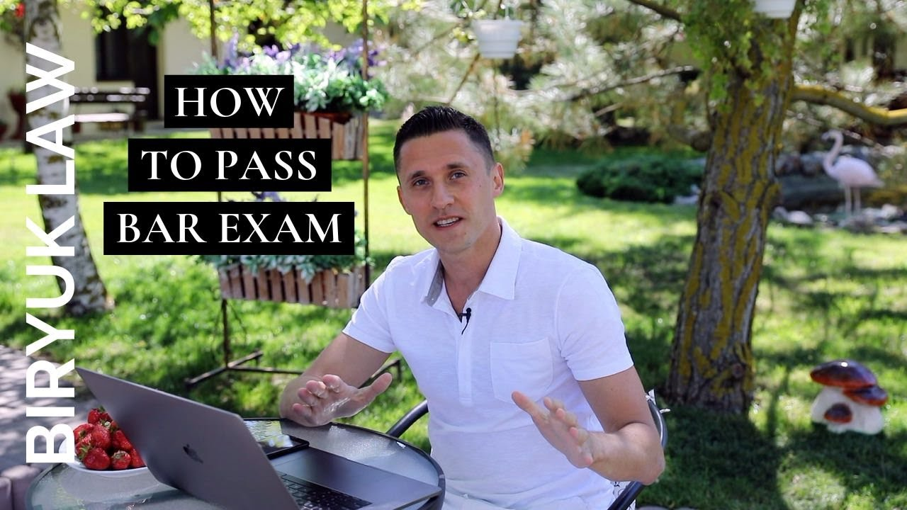 Bar Exam Preparation: Why and How You Can Pass Efficiently