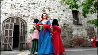 Studio Danza - Medieval dance with veils