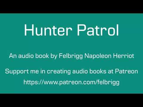 Hunter Patrol audio book classic sci fi