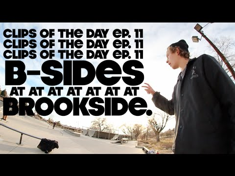 clips of the day Ep: 12. B-Sides at B-side.