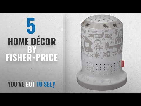 Top 10 Home Décor By Fisher-Price [ Winter 2018 ]: Fisher-Price Smart Connect Deluxe Soother