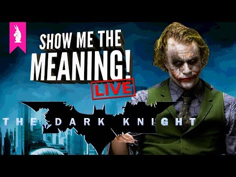 The Dark Knight Directed by Christopher Nolan – Everything Burns