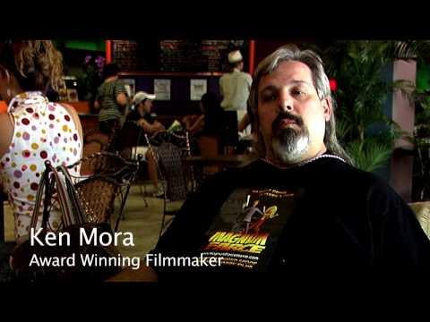 AOF Award Winning Filmmaker Ken Mora of Magnum Farce Fame