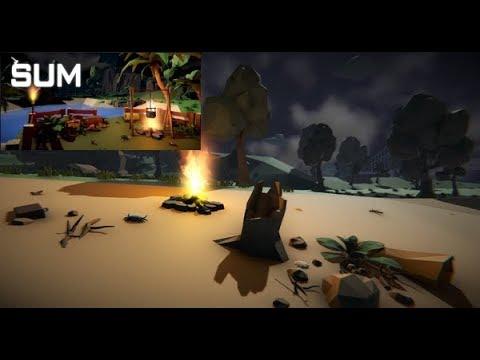 + SUM + Gameplay + VR Survival Builder +