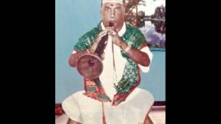 Valangaimaan Soundarrajan - Nadaswaram-Sakkani Raja- Guruvayurappan Athishtanam Palamanery 1982