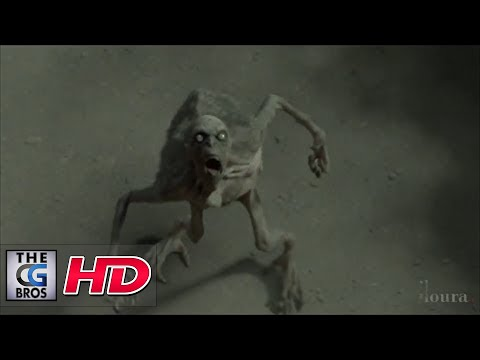 "CGI & VFX Showreels: ""Character/Creature Reel"" - by iloura"
