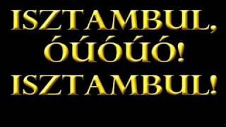 Hungária-  Isztambul karaoke