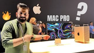 Apple Mac Pro First Look with Pro Display XDR Insane Computing Power 🔥🔥🔥