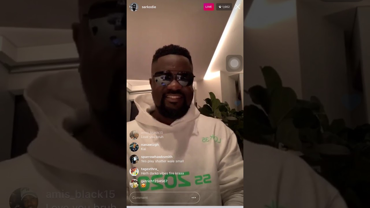 Download Sarkodie talks about the sark foundation